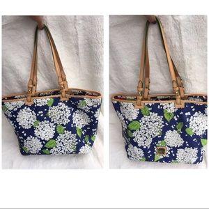NWOT Dooney & Bourke Shopper HY489 Large Tote Bag